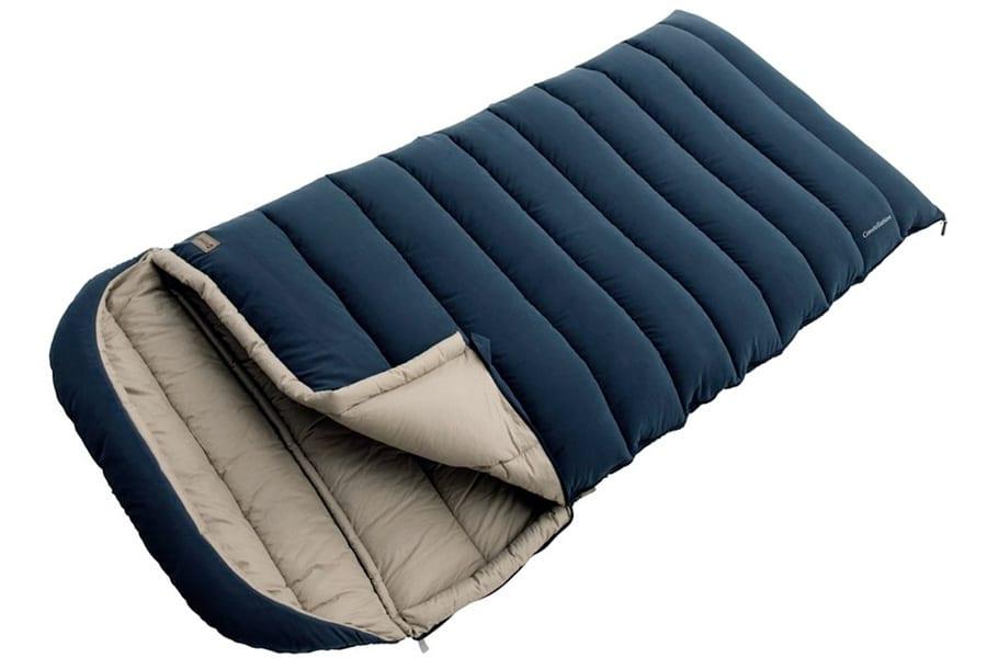 Fall Camping Bedding Tips