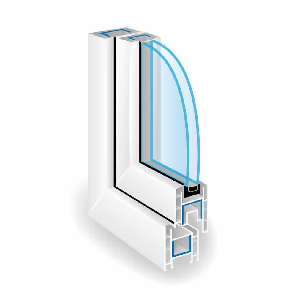 vinyl insulated glass windows