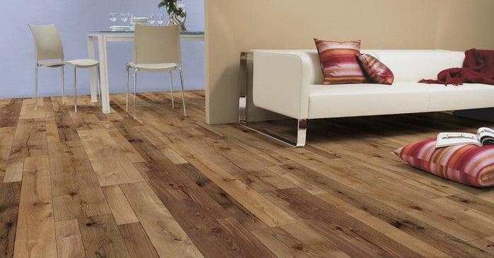 Hardwood Flooring Natural Oak