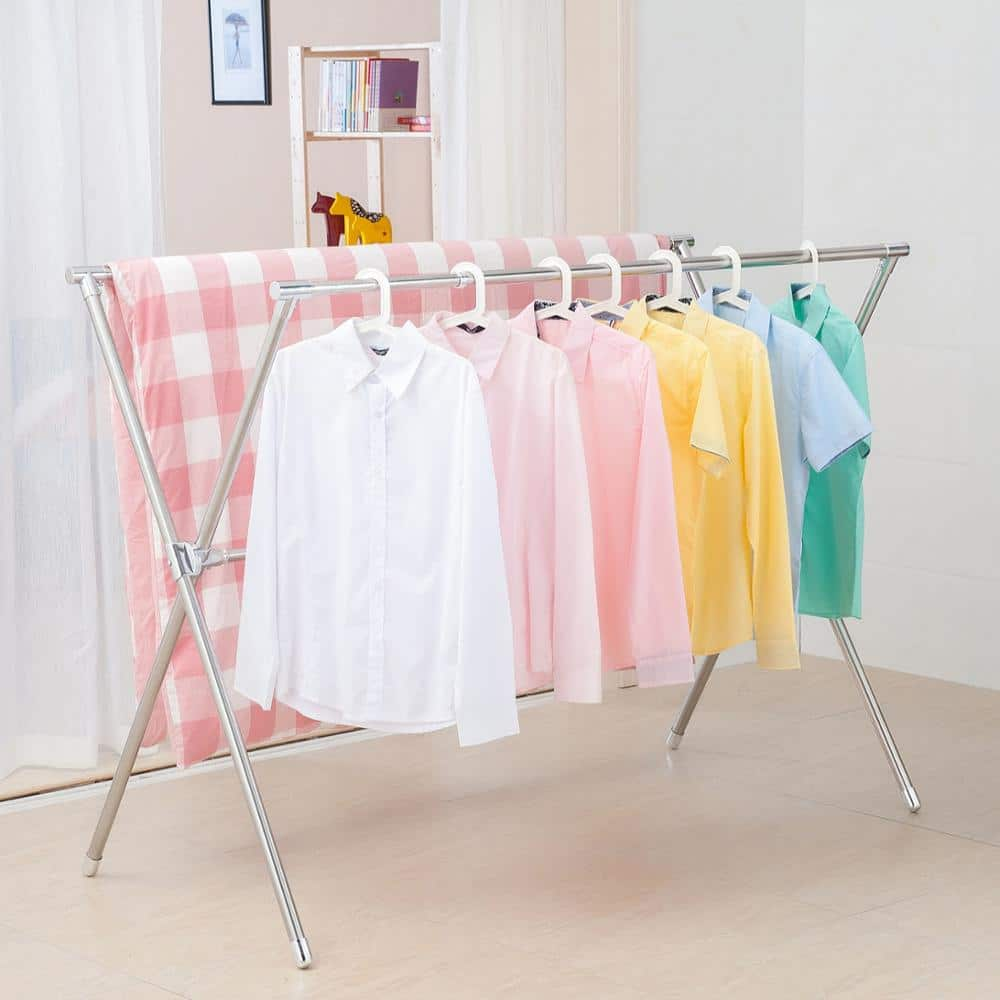 Laundry Drying Rods