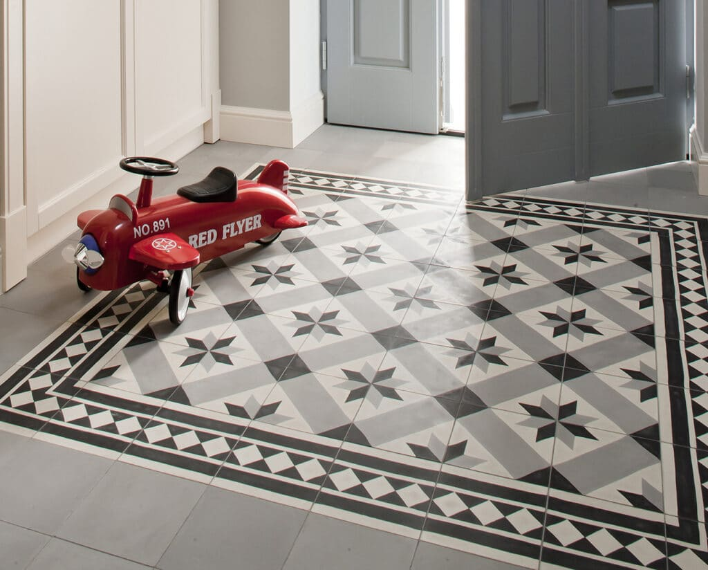 decorating entryway floor ideas