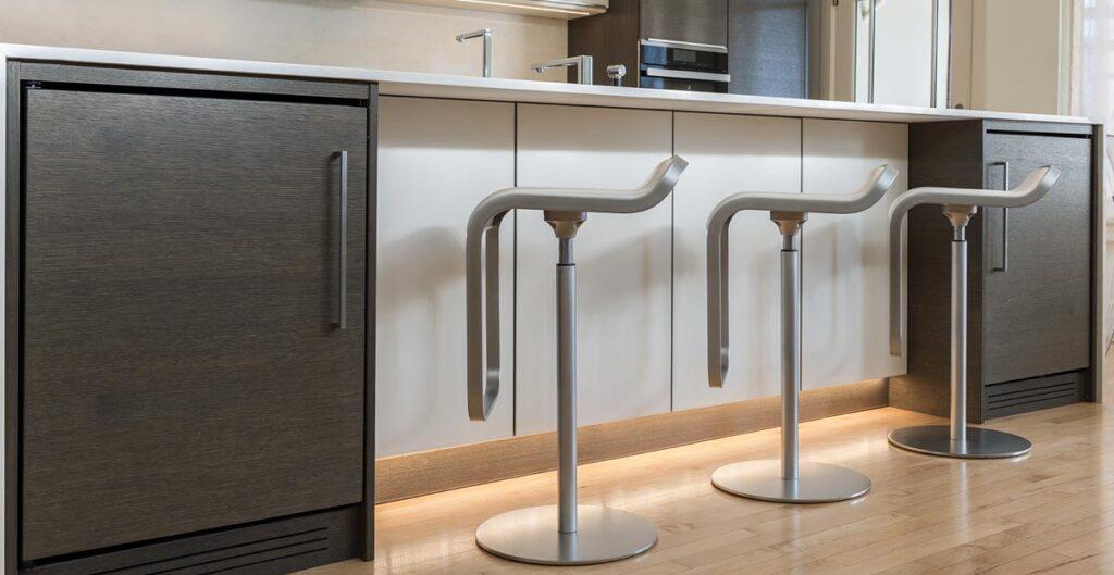 Kitchen Toe-Kick Lights