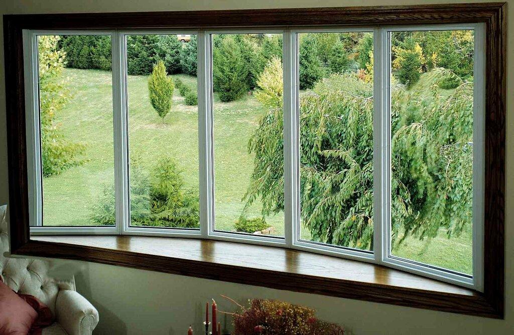 Bow & Bay Window