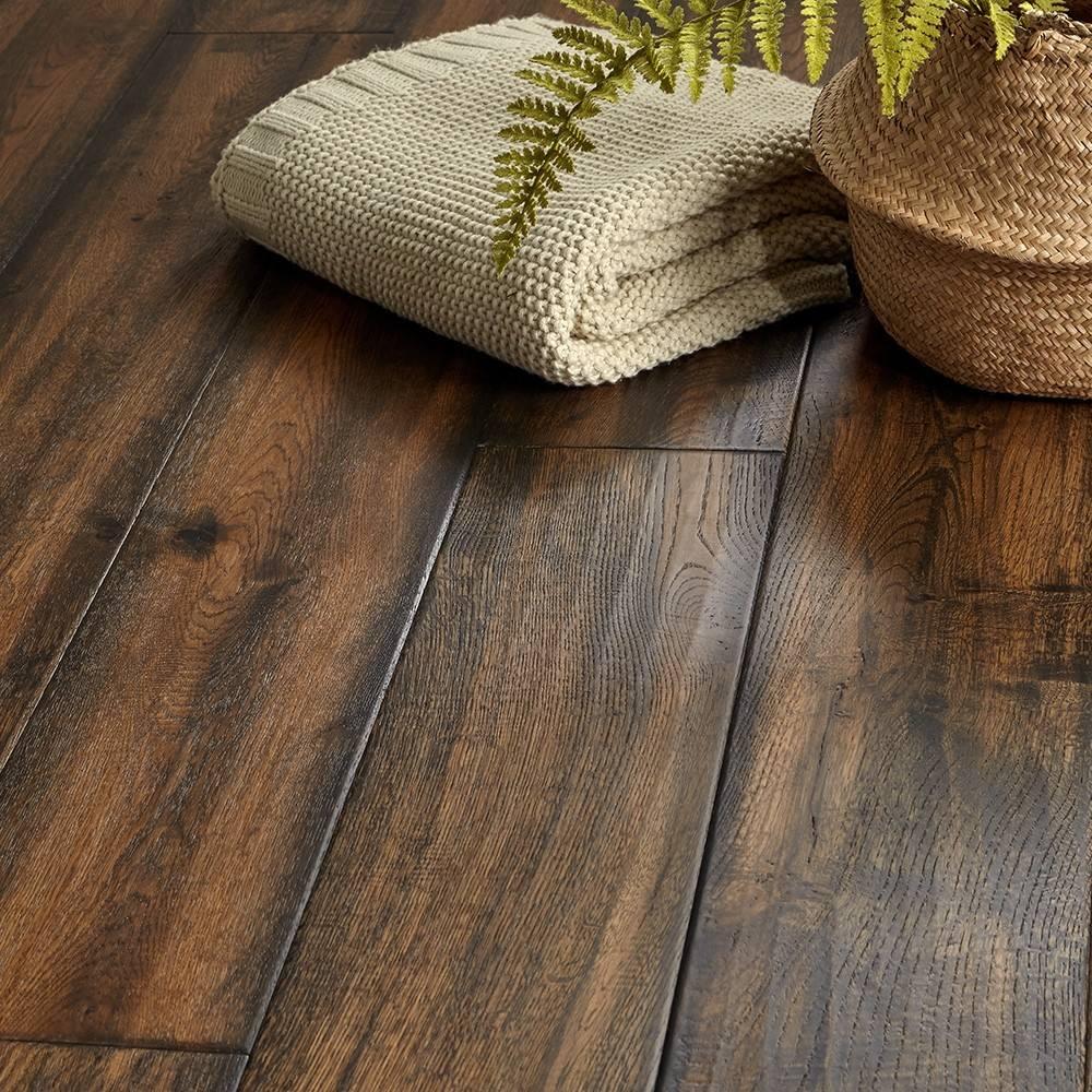 Engineered Wood Flooring Planks