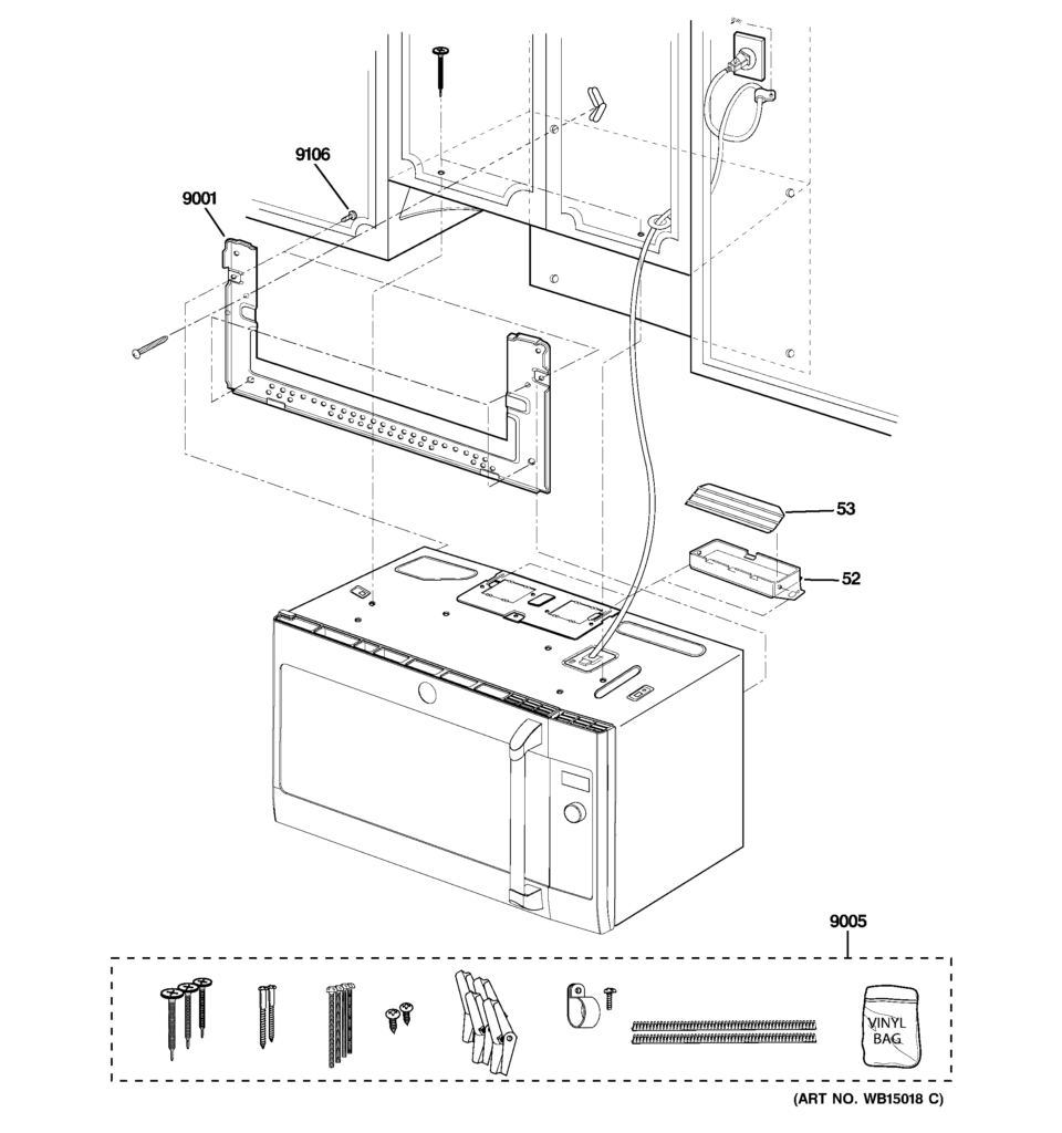 Microwave Installation Specification