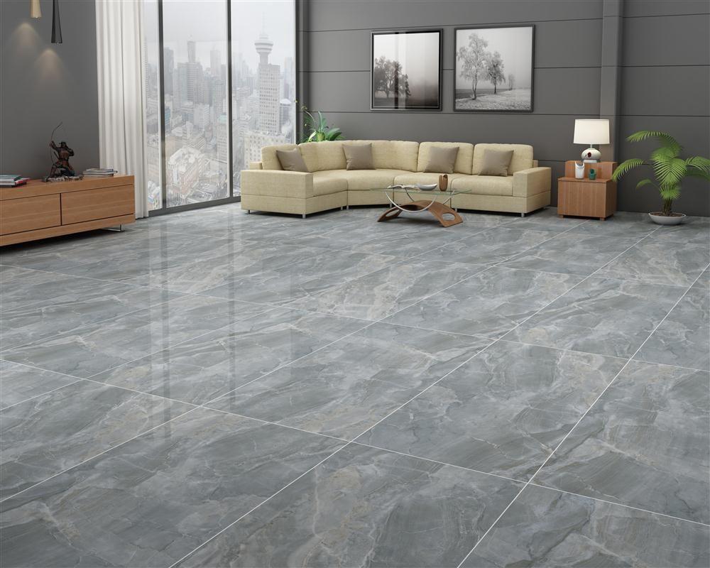 Porcelain Floor Grey Tile