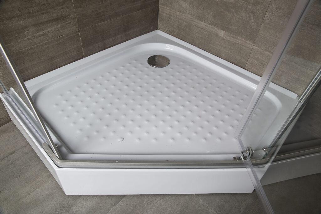 Cultured Marble Shower Base