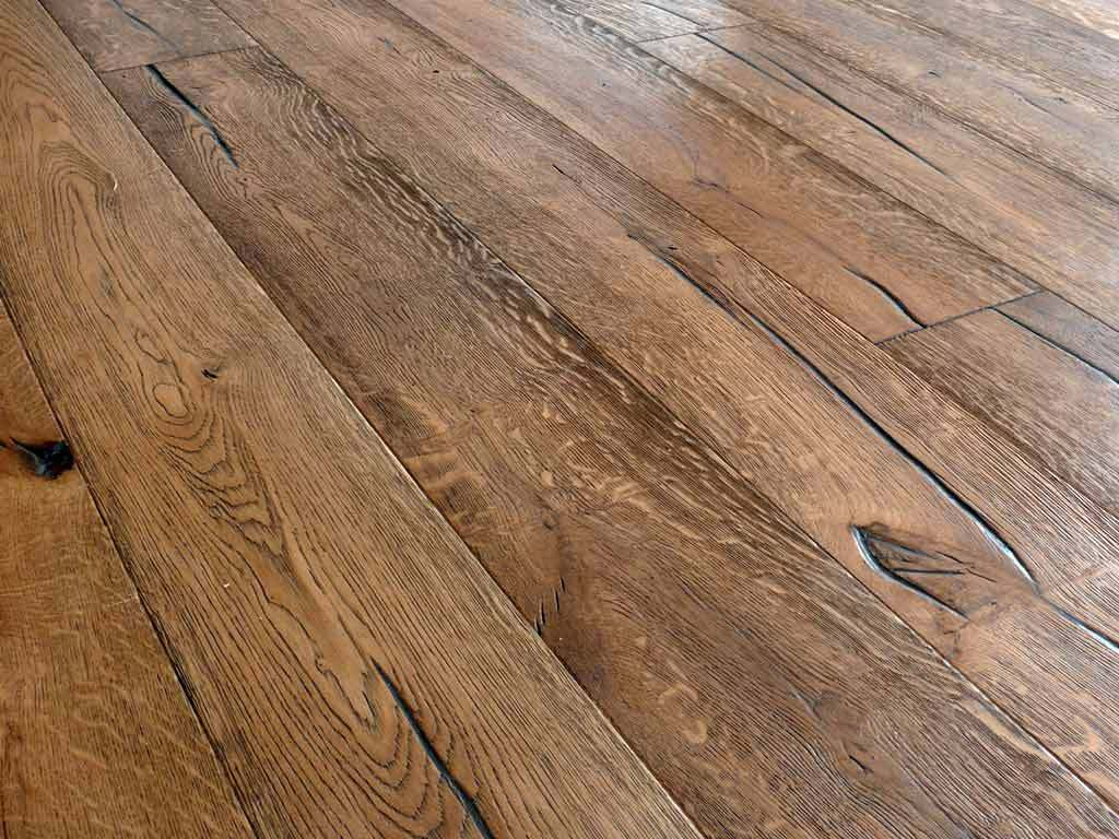 Old Hardwood Flooring